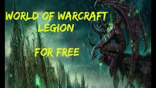 How to Download and play WoW : Legion ( Private Server Valhalla )