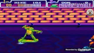 #2 velhos tempos/tenage mutant ninja turtles iv