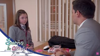 Ricardo encuentra a la hija de La Sombra - Sueño de amor*
