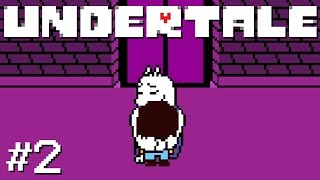 SO MANY EMOTIONS! | Undertale LIVE - Part 2
