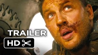 Mad Max: Fury Road Official Trailer #2 (2015) - Tom Hardy, Charlize Theron Movie HD