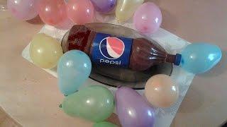 PEPSI -Coca Cola ,BOTTLE CAKE  RECIPE , TORT  PEPSI SAU  COCA COLA