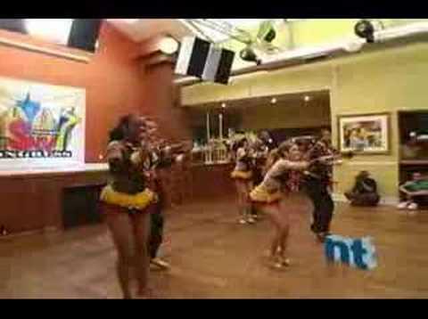 Son de Cali Bailarines de Colombia Colombian Style Salsa