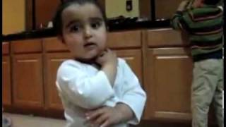 Baby Argue With Mom!.