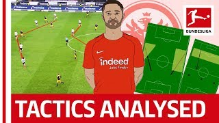 Frankfurt Tactics: How Kovac Stunned The Bundesliga - Powered by Tifo Football