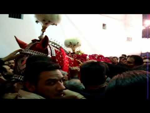 nisar haveli Exclusive 10 muharram 5 Dec 2011 1433 baramdagi Zuljanah Mochi gate lahore