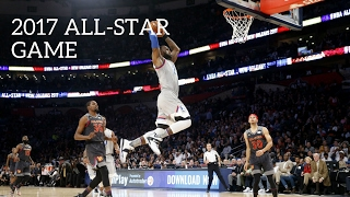 2017 NBA All-Star Game Mix -