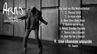 Arno - Une Chanson Absurde (Official Audio)