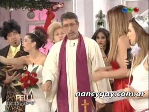 Nancy Gay La Pelu 2da temporada TELEFE compilado 34