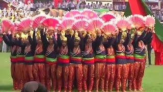 Bangladesh celebrates 45 years of independence