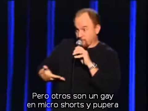 Gay People -  Louis C K (sub español)