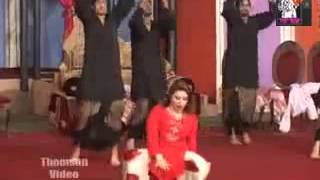 Pakistani Stage Dance   Khushboo   Dudh Makhna Di Pali Two