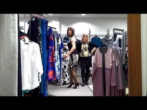 Mandy, Dress shopping 6!