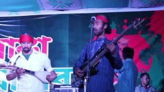 Hridoyo Pinjirar Posha Pakhire   Gan Poka band live concert at TSC