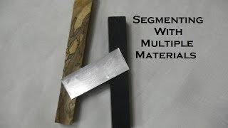 How To Use Multiple Materials in Pen Segmentation