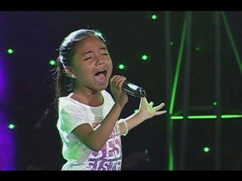Valeria canta Yo soy una mujer - La Voz Kids Perú - Audiciones a ciegas - Temporada 1