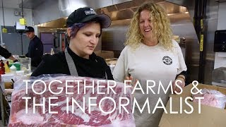 Wisconsin Foodie - Together Farms & The Informalist - FULL EPISODE