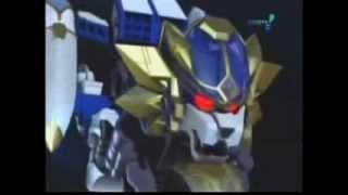 Ryukendo - 01- Esse é o Heroi - Dublado BR