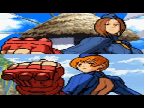 Xxx Mp4 Street Fighter Alpha 3 Dramatic Battle Juli And Juni GBA 3gp Sex