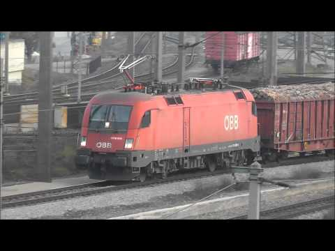 ÖBB 1116 Taurus - Zentralverschiebebahnhof Wien-Kledering