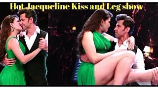 Hot Jacqueline Fernandez Sexy Kiss & Leg Show and Dance HD (ULTRA SLOW MOTION)