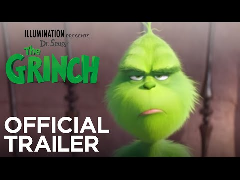 Xxx Mp4 The Grinch Official Trailer HD 3gp Sex