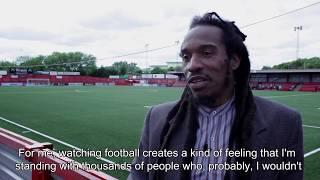 Stadium - Benjamin Zephaniah on football and theatre
