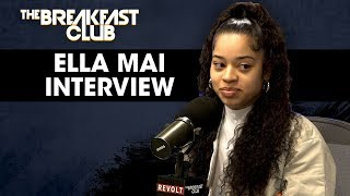 Ella Mai On Being Discovered By DJ Mustard, Following The Success Of Boo
