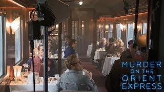 Murder on the Orient Express | Behind the Scenes - Set Design