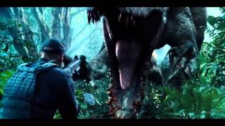 JURASSIC WORLD   TV Spot #20 2015 Chris Pratt Dinosaur Movie 720p 720p