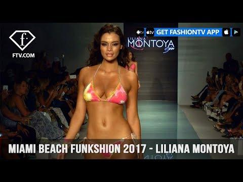 Miami Beach Funkshion 2017 - Liliana Montoya   FashionTV