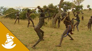 The Donga stick fighting