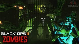 """Black Ops 3 ZOMBIES """"ZETSUBOU NO SHIMA"""" FULL EASTER EGG GAMEPLAY LIVE! (BO3 Zombies DLC)"""