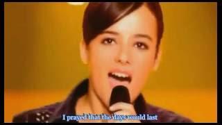 Alizée - La Isla Bonita With Lyric.avi
