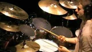 Drum Lesson : Seven Days - verse groove (www.joecrabtree.com)