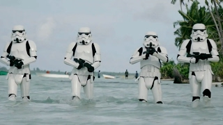 Star Wars Rogue One - Effects - VFX Oscars Reel | official featurette (2017)