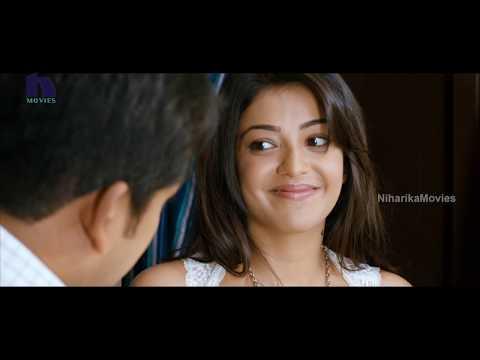 Kajal and Vijay Romantic Scene - Thuppakki Movie Scenes