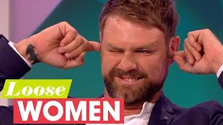 Brian McFadden And Loose Women Talk Penis Sizes And Nudity | Loose Women