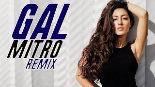 Dj Angel Gal Mitro Remix Nindy Kaur Feat Raftaar