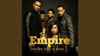 Loving You is Easy (feat. Jussie Smollett)