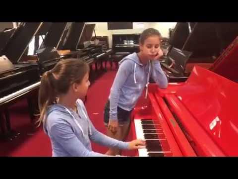 Leyva Twins Boogie Woogie Improv