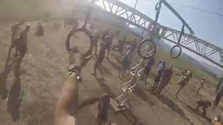 Utah Supper, Spartan race 2016 (7.6miles)