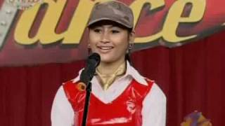 Sunita Gogoi Auditions Performance Mayya Mayya-Dance India Dance