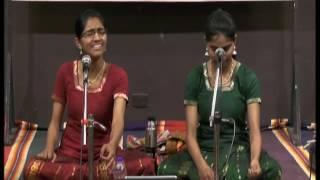 Pallavi Darbar 2017 l Sai Sisters l Carnatica & Sri Parthasarathy Swami Sabha l Day - 2 l Live
