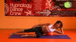 Kezdő Pilates program mindenkinek Soft-ball használatával
