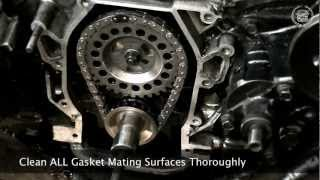 1984 Cadillac Coupe DeVille - Timing Component & Water Pump Replacement