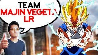 La team NEO LR AGI avec Majin Vegeta LR ! Po po po !