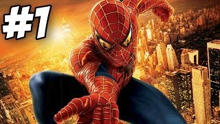 Spider-Man 2: The Game Walkthrough | Part 1 (Xbox/PS2/Gamecube/PC)