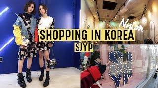 👠Shopping in Korea: Steve J & Yoni P | QQ's Show Nylon #1