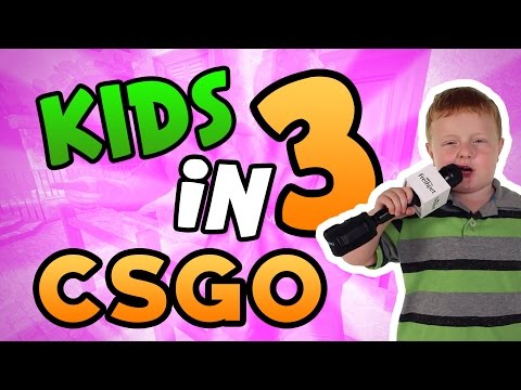 Kids in CSGO 3 - Russian Edition